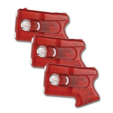 Kimber MFG., Inc. PepperBlaster II (Set of Three, Red) by Kimber MFG., Inc.