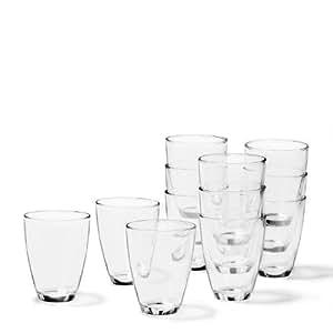 Leonardo 097943 Salute - Juego de 12 vasos