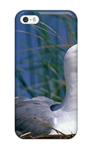 Special CaseyKBrown Skin Case Cover For Iphone 5/5s, Popular Bird Wallpaper Phone Case