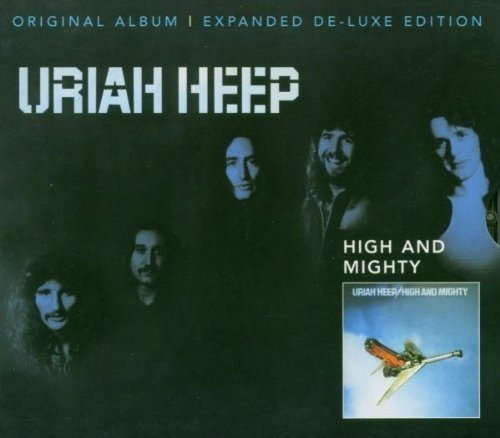 Vinilo : Uriah Heep - High and Mighty (United Kingdom - Import)