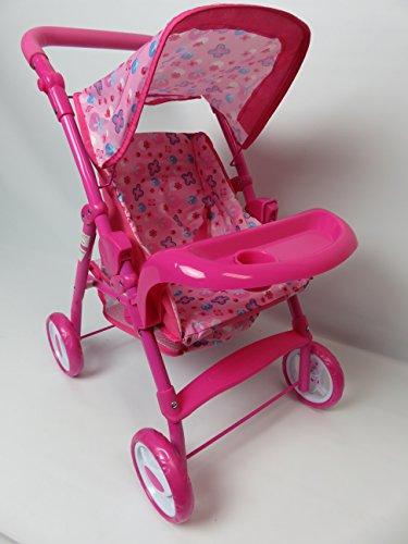 Adjustable Handle Stroller - 9