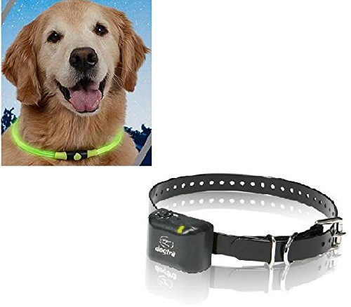 Dogtra YS300 Dog Collar with Free Nite Ize Glow Necklace by Dogtra