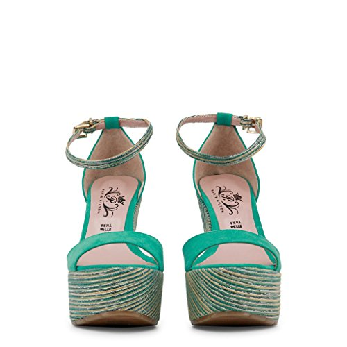 Paris Hilton 3582 Wedges Women Green 39 1R6bF