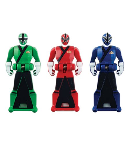 Power Rangers Super Megaforce - Samurai Legendary