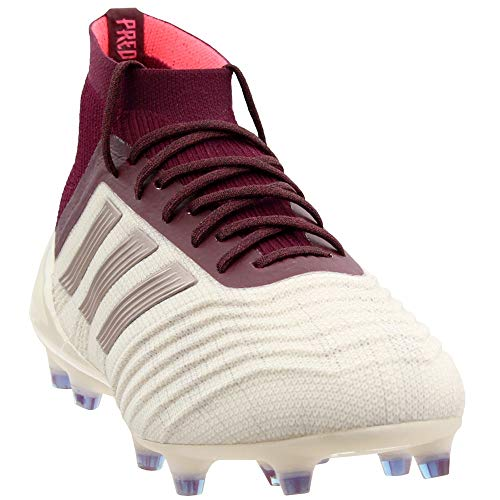 - adidas Womens Predator 18.1 Firm Ground Soccer Athletic Cleats Beige 7.5