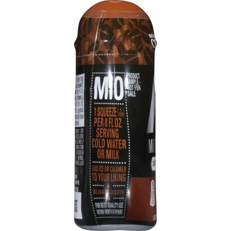 MiO Energy Iced Mocha Java Iced Coffee Concentrate 1.62 fl. oz. (Pack of 12) by Mio (Image #1)