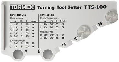 TORMEK(トルメック) ターニングツールセッター 取寄品 TTS-100