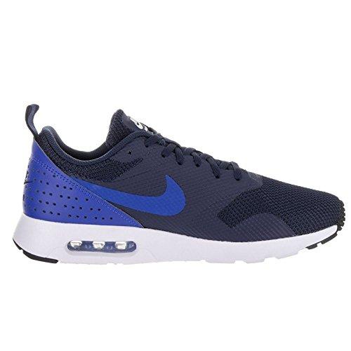 Nike Mens Air Max Tavas Hardloopschoenen Obsidiaan / Hyper Kobalt / Zwart / Wit