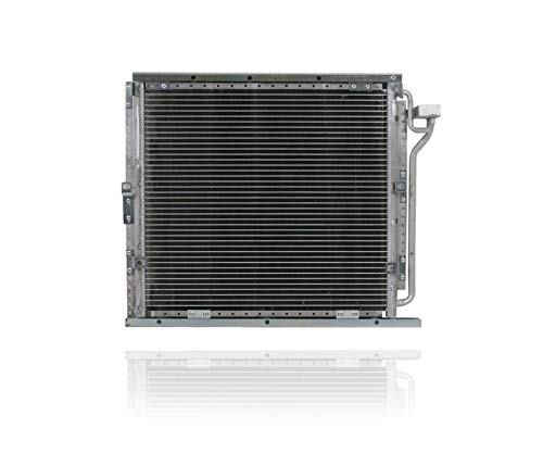 A/C Condenser - Pacific Best Inc For/Fit 4782 96-02 BMW Z3 Roadster 2000 Bmw Z3 Roadster