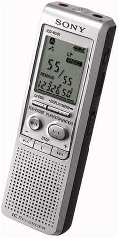 Sony ICD-B500 Digital Voice Recorder