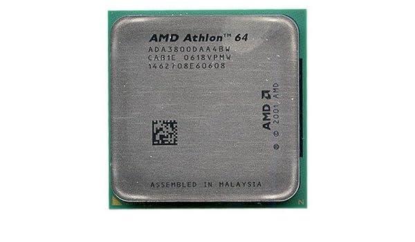 AMD ATHLON TM 64 PROCESSOR 3800 WINDOWS VISTA DRIVER DOWNLOAD