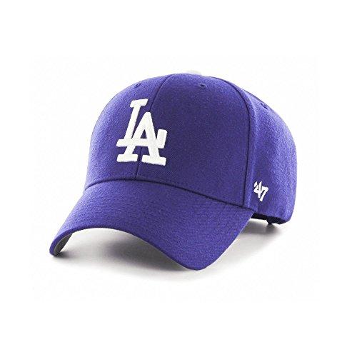 MLB Los Angeles Dodgers Adjustable Cap-white letter