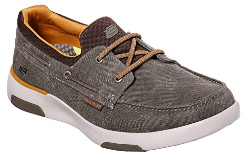 Skechers Men's Bellinger – Garmo Boat Shoe