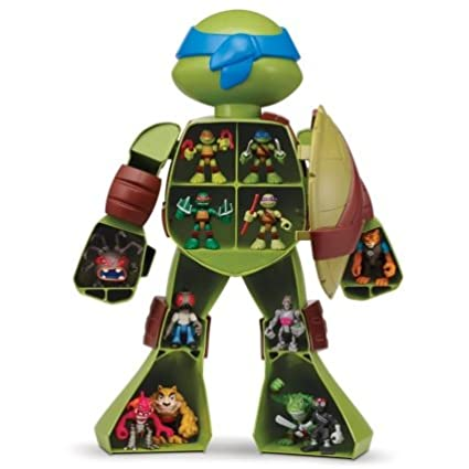 Teenage Mutant Ninja Turtles - Héroes de media concha ...