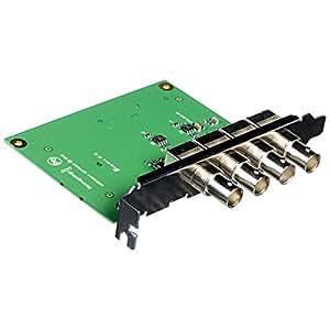 Blackmagic Design Decklink Quad 3G-SDI Mezzanine Card - BDLKHDEXTR4KQUAD