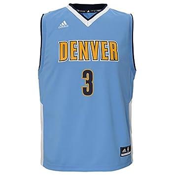Adidas Paul George Indiana Pacers niño NBA réplica de la Camiseta de la Primera equipación -