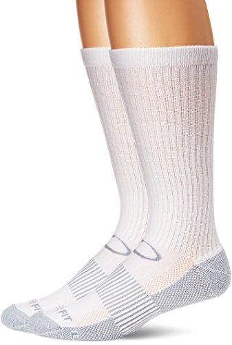 Copper Fit Unisex-Adult's Crew Sport Socks-2