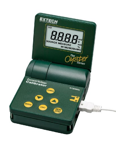 (Extech 412355A Current and Voltage)