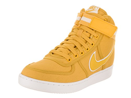 NIKE Women's Vandal Hi Vivid Sulfur/Vivid Sulfur Basketball Shoe 9 Women US by NIKE