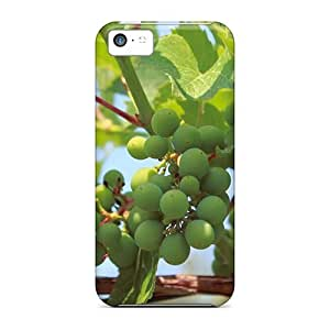 Excellent Design Food And Drink Weintrauben Case Cover For Iphone 5c