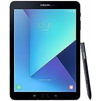 Samsung Galaxy Tab S3 SM-T825 32GB Black, 9.7, WiFi + Cellular, GSM, Unlocked International Model, No Warranty