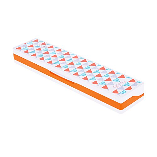 Soyu Toothbrush Sanitizer Mts-5200ser portable tool, sky (orange)