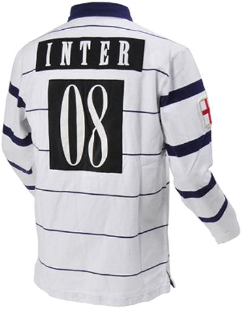 Nike para Hombre GF Inter 1823 Milan Rugby Camiseta de fútbol para ...