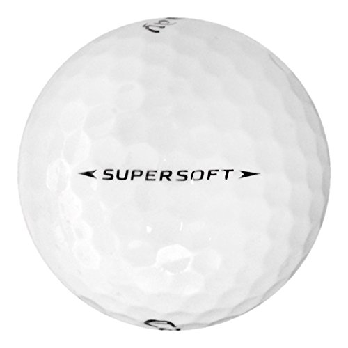 Callaway Supersoft Near Mint Recycled - 4 Dozen by Callaway