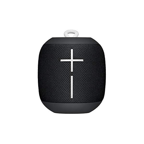Ultimate Ears Wonderboom Tragbarer Bluetooth-Lautsprecher, Überraschend Starker Sound, Wasserdicht, Verbinde 2…