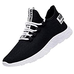 Sneakers for Men Casual Comfortable Sports Running Shoe Soft Sole Breathable Air Cushion Outdoor Walking Shoes