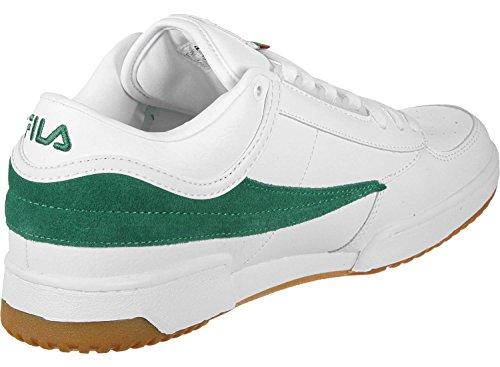 Chaussures Fila Hommes / Patrimoine Sneaker T1 Blanc