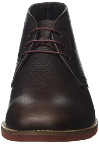 Red Tape Men Dorney Brown Casual Boot