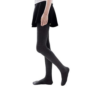 e855ee064f35c4 Bakicey Damen Kniestrümpfe Socken Overknee Strümpfe, Mädchen 80cm ...