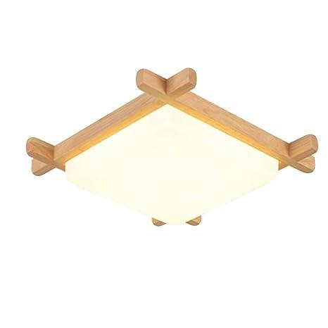 Amazon.com: CUICAN - Lámpara de techo cuadrada de 12 W con ...