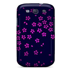 Mialisabblake Design High Quality Pink Sakura Cover Case With Excellent Style For Galaxy S3