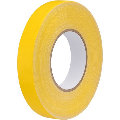 Impact Gaffer Tape (Yellow, 1' x 55 yd) 1'x55 Yards
