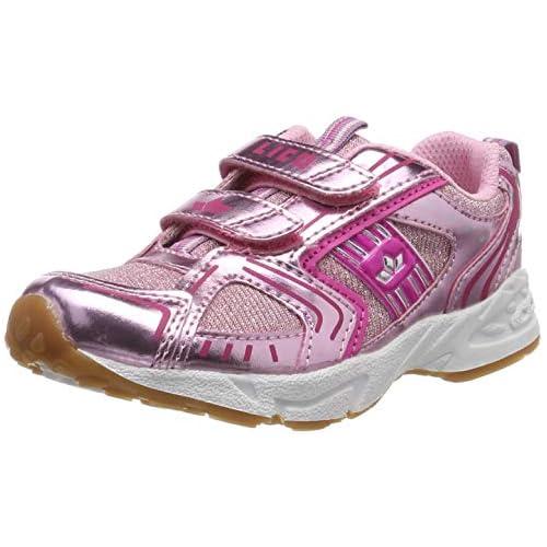 chollos oferta descuentos barato Lico Silverstar V Zapatillas de Deporte Interior para Niñas Rosa Rosa Pink Rosa Pink 25 EU