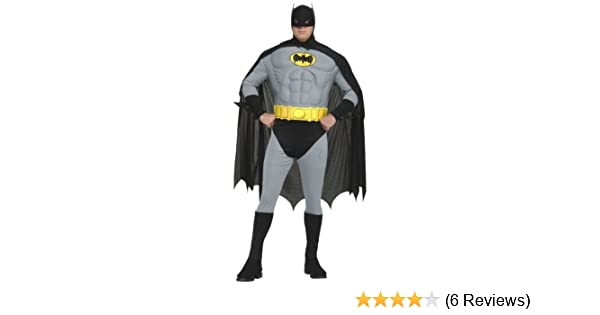 Rubies Costume Co - Muscle Chest Batman Adult Plus Costume