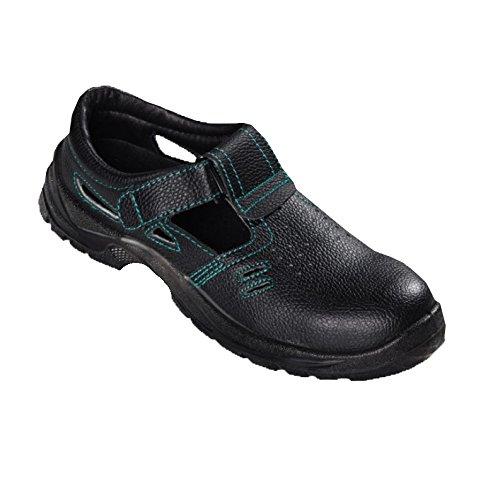 Sicherheits-Sandale GAP S1, Größe: 46, Farbe: schwarz