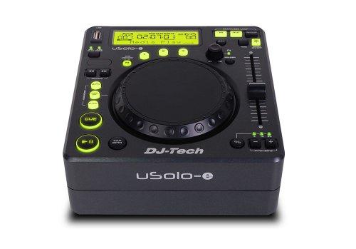 DJTECH USOLOE Digital DJ Turntable