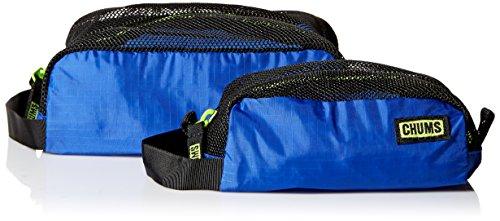 Chums Hundespielzeug Hundespielzeug Stash Taschen, blau/grün, One Size