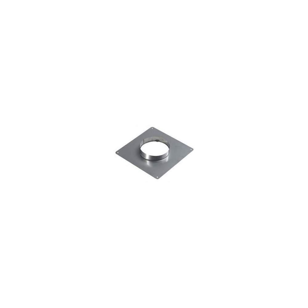 T.E.N tôlerie - Plaque d'étanchéité pour 186x180 TEN tolerie