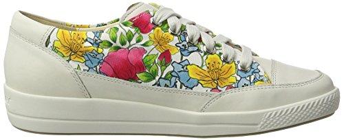 Ganter Ladies Giulietta-g Sneaker Multicolore (bianco / Multi)