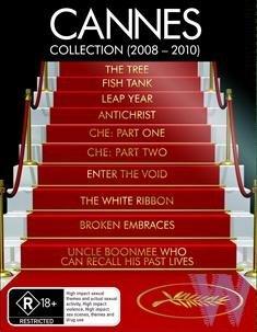 Cannes Collection 2008-2010 (L'arbre / Aqurio / Ao bisiesto / Anticristo / Che 1: Arjantin / Che 2: Gerilla / Enter the Void / Das weie Band: Eine deutsche...) [Region 4] by Charlotte Gainsbourg