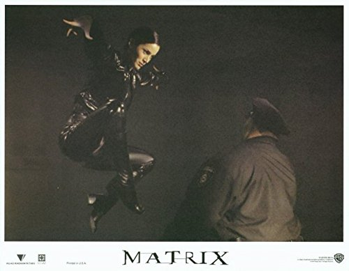 The Matrix POSTER Movie  Style D 11 x 14 Inches - 28cm x 36c