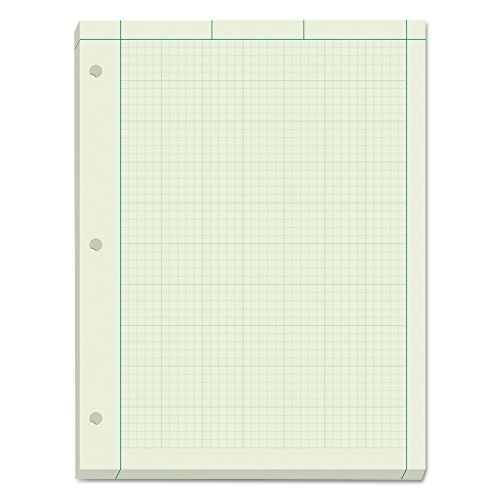 Tops Engineering Computation Pad (TOPS), Green - 35502