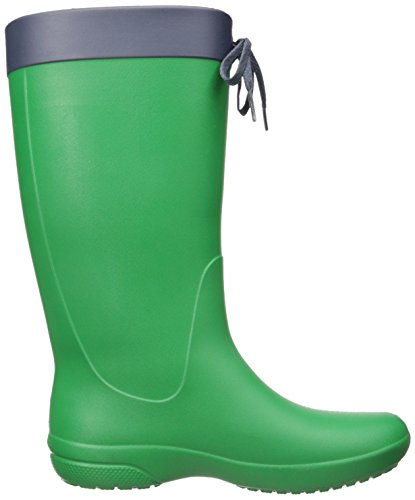 Crocs Kelly Crocs Rainboot Green Freesail Freesail HdU6qwf6