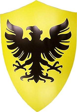 Medieval Crusader Deutschland German Eagle Shield Armor: Amazon.co ...
