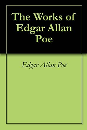 literary techniques used in edgar allen poes Edgar allan poe (/ p oʊ / born edgar poe january 19, 1809 – october 7, 1849) was an american writer, editor, and literary critic poe is best known for his poetry and short stories, particularly his tales of mystery and the macabre.