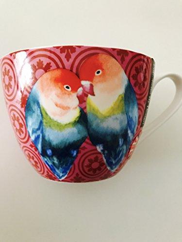 Fine China Coffee Cup - 3